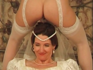 Brides are enjoying scat sex